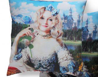 Подушка «Парадный портрет»