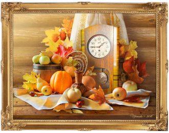 Натюрморт «Осенние воспоминания»